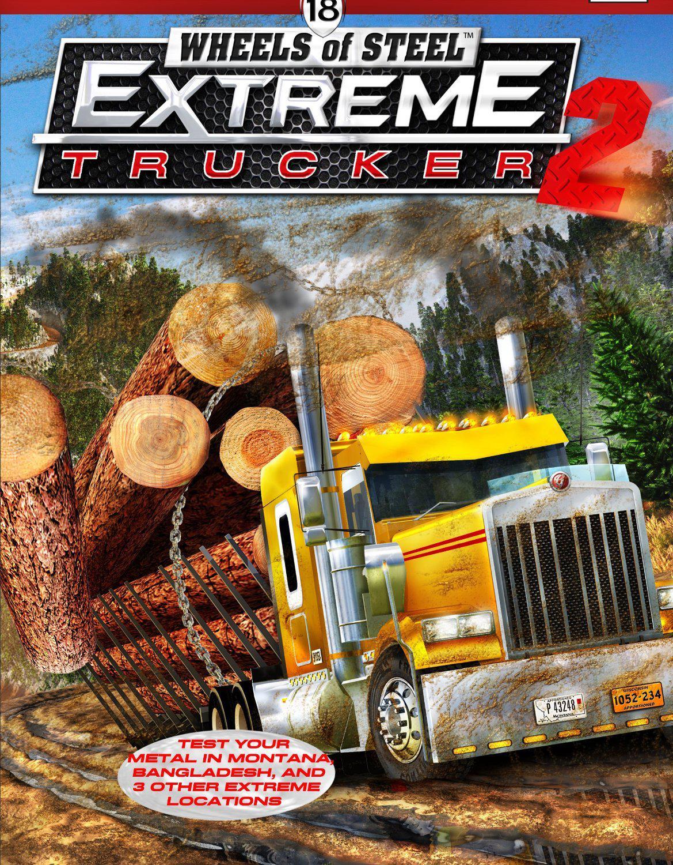 18 Wheels Truck Games