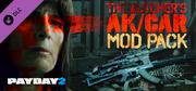 PAYDAY 2: The Butcher's AK/CAR Mod Pack cover art