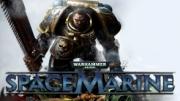 Warhammer 40,000: Space Marine cover art