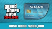 GTA Online: Tiger Shark Cash Card cover art