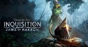 Dragon Age: Inquisition - Jaws of Hakkon cover art