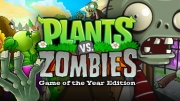 Plants vs Zombies Game of the Year Edition cover art