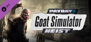PAYDAY 2: The Goat Simulator Heist cover art