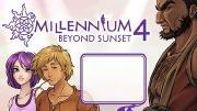 Millennium 4: Beyond Sunset cover art