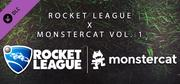 Rocket League X Monstercat Vol. 1 cover art