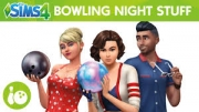 The Sims 4 Bowling Night Stuff cover art