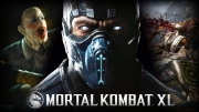 Mortal Kombat XL cover art
