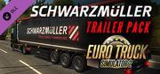 Euro Truck Simulator 2 - Schwarzmüller Trailer Pack cover art