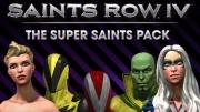 Saints Row IV - The Super Saints Pack cover art