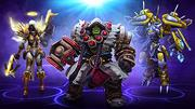 Heroes of the Storm screenshot 4