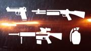 Battlefield 4: Handgun Shortcut Kit cover art