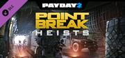 PAYDAY 2: The Point Break Heists cover art
