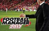 Football Manager 2017 cover art