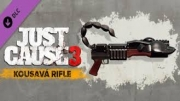 Just Cause 3: Kousavá Rifle cover art
