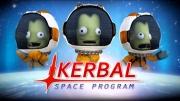Kerbal Space Program cover art
