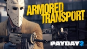 PAYDAY 2: Armored Transport cover art