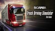 Scania Truck Driving Simulator cover art