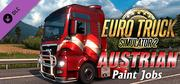 Euro Truck Simulator 2 - Austrian Paint Jobs Pack cover art