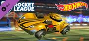 Rocket League - Hot Wheels Twin Mill III cover art