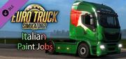 Euro Truck Simulator 2 - Italian Paint Jobs Pack cover art