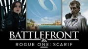 STAR WARS  Battlefront  Rogue One : Scarif cover art