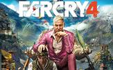 Far Cry 4 cover art