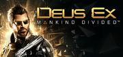 Deus Ex: Mankind Divided cover art