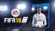 FIFA 18 cover art