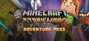 MINECRAFT STORY MODE - ADVENTURE PASS cover art