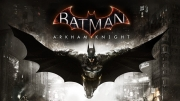 Batman: Arkham Knight cover art