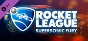 Rocket League - Supersonic Fury DLC Pack cover art