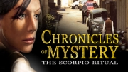 Chronicles of Mystery: The Scorpio Ritual cover art