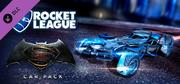 Rocket League - Batman v Superman: Dawn of Justice Car Pack cover art