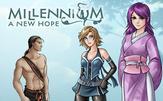 Millennium: A New Hope cover art