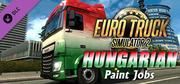 Euro Truck Simulator 2 - Hungarian Paint Jobs Pack cover art