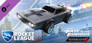Rocket League  - The Fate of the Furious Ice Charger cover art