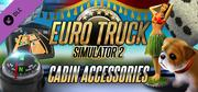 Euro Truck Simulator 2 - Cabin Accessories cover art