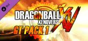 DRAGON BALL XENOVERSE GT Pack 1 cover art