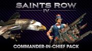 Saints Row IV - Commander in Chief Pack cover art