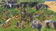 Sid Meier's Civilization VI: Rise and Fall screenshot 1
