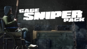 PAYDAY 2: Gage Sniper Pack cover art