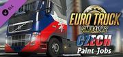Euro Truck Simulator 2 - Czech Paint Jobs Pack cover art