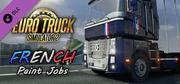 Euro Truck Simulator 2 - French Paint Jobs Pack cover art