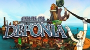 Chaos on Deponia cover art