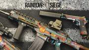 Tom Clancy's Rainbow Six Siege - FBI SWAT Racer Pack cover art