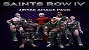 Saints Row IV - Zinyak Attack Pack cover art