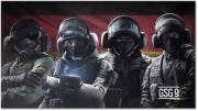 Tom Clancys Rainbow Six Siege  Racer GSG9 Pack cover art
