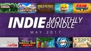 Indie Monthly Bundle: May 2017 cover art