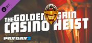 PAYDAY 2: The Golden Grin Casino Heist cover art