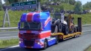 Euro Truck Simulator 2 - UK Paint Jobs Pack cover art